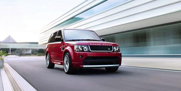 Range Rover Sport 2013, mejoras de equipamiento