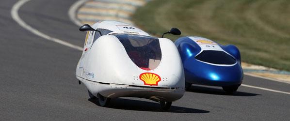 Objetivo: 5.136 kilómetros con un litro de gasolina