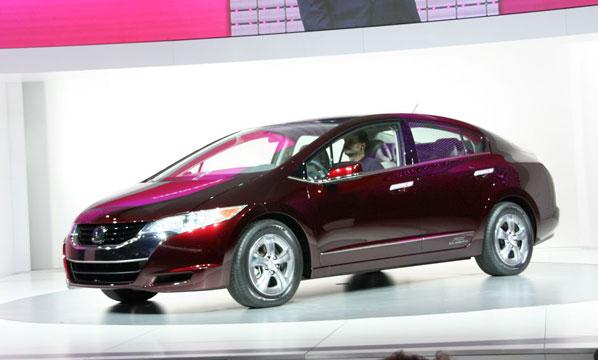 Honda y VW, un paso más en hidrógeno
