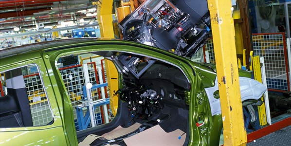 UGT reclama un plan industrial para el automóvil