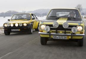 Opel Kadett B y C Rallye (1965-1978)