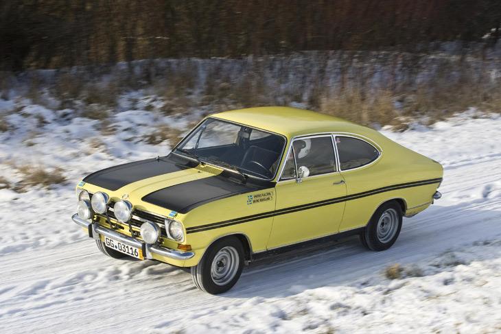 Kadett B y C Rallye (1965-1978)