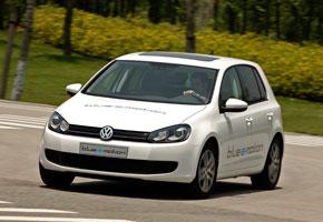 VW Golf eléctrico