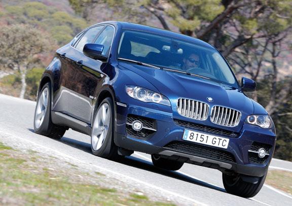 BMW X6 Hybrid, la prueba