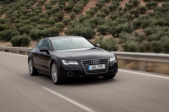 Cambios en la gama Audi A7 Sportback