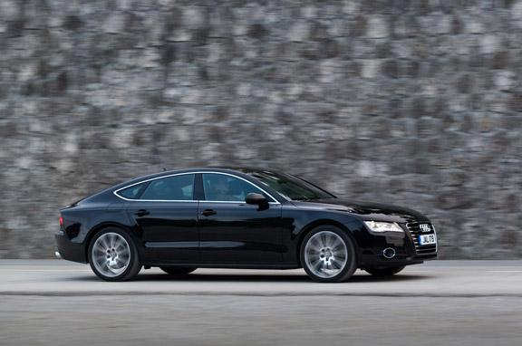 Cambios en la gama Audi A7 Sportback.
