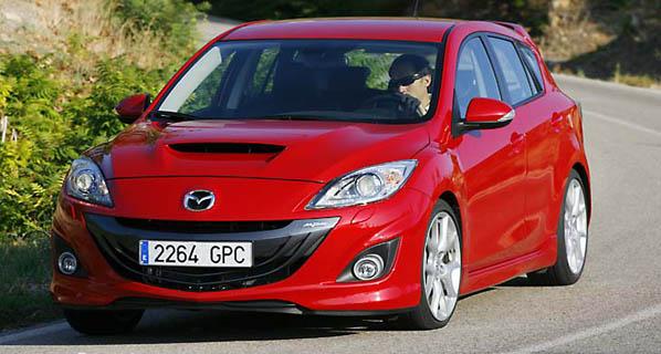 Mazda revisará en España 2.566 vehículos