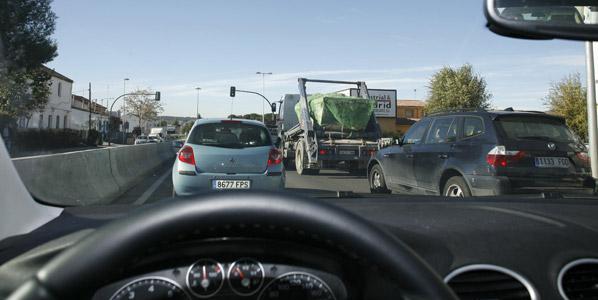 A favor de usar menos el coche en ciudad