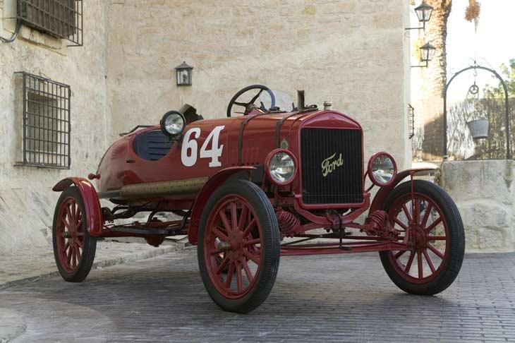 Ford T Racer de 1917