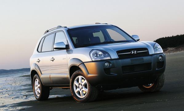 Nuevos Hyundai Tucson e i10