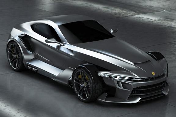 Aspid GT-21 Invictus, el Lotus español