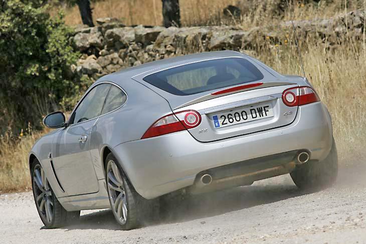 Jaguar XK 4.2 V8