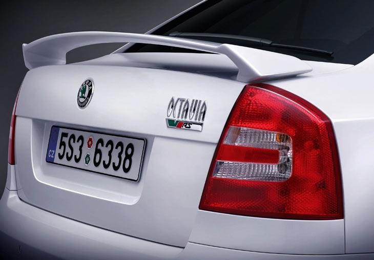 Octavia TDi RS