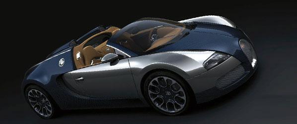 Bugatti Grand Sport Sang Bleu