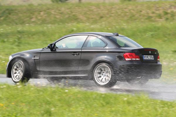 BMW Serie 1 M Coupé la prueba