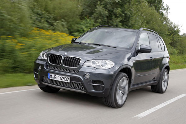 BMW X5 y X6 Exclusive Editions