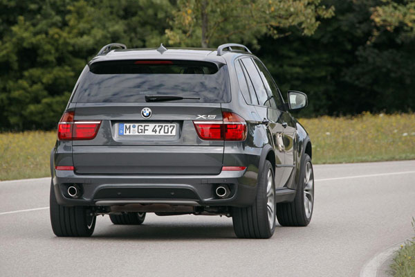 BMW X5 y X6 Exclusive Editions.
