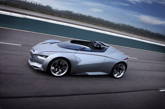 Chevrolet Miray Concept.