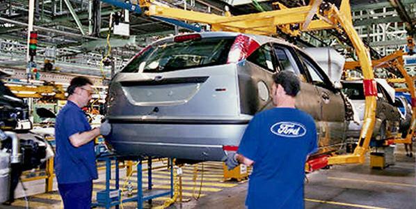Ford reduce su ERE en Almussafes