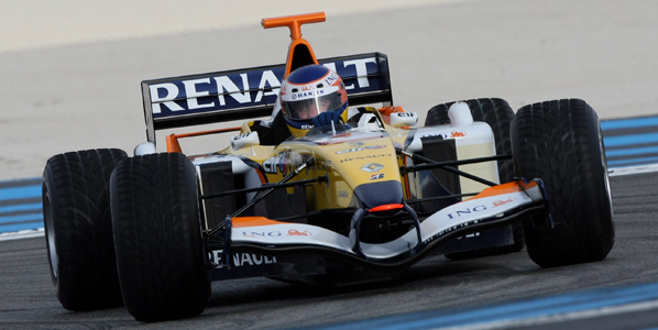 Renault  RS25