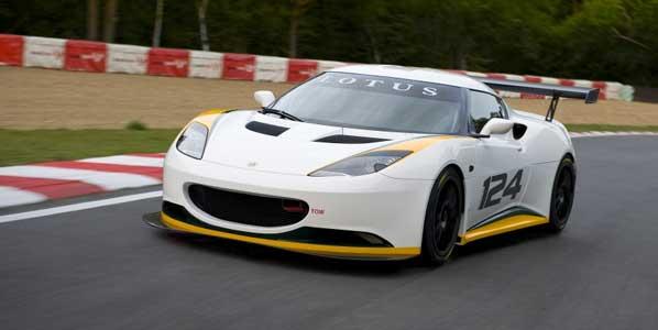 Un Lotus para Nürburgring