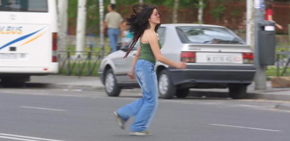 Los pasos de peatones aprueban en seguridad