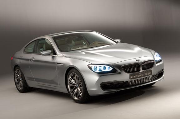 BMW Concept Serie 6 Coupé