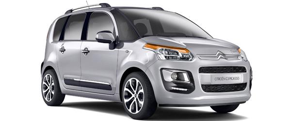 Citroën C3 Picasso, primer lavado de cara