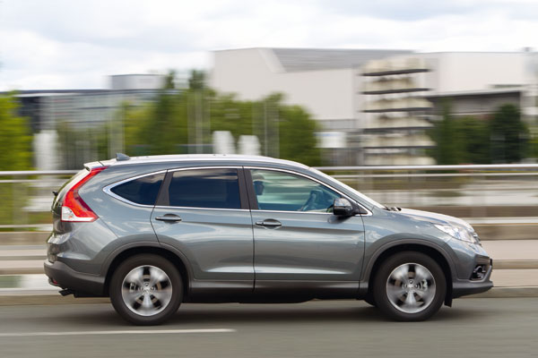 Honda CR-V el contacto