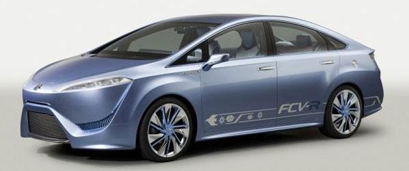 Toyota, Mercedes, Honda y Hyundai, por el hidrógeno