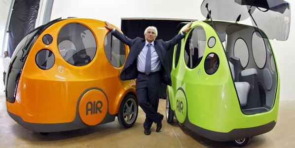 Tata ve viable el coche de aire comprimido