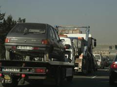 Tasas para los coches en depósito por orden judicial