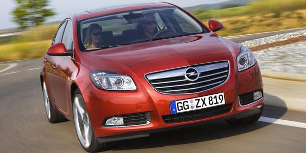 Opel Insignia: más seguridad