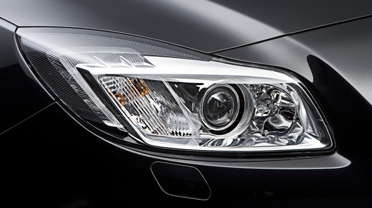 Opel Insignia luces