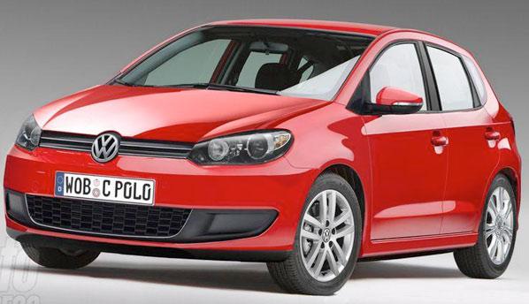 Nuevo Volkswagen Polo, primeras imágenes