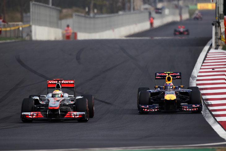 GP de Corea 2011.