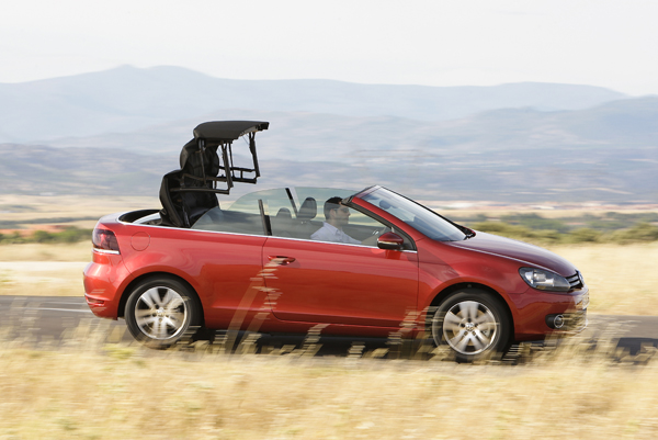 Volkswagen Golf Cabrio 1.4 TSi