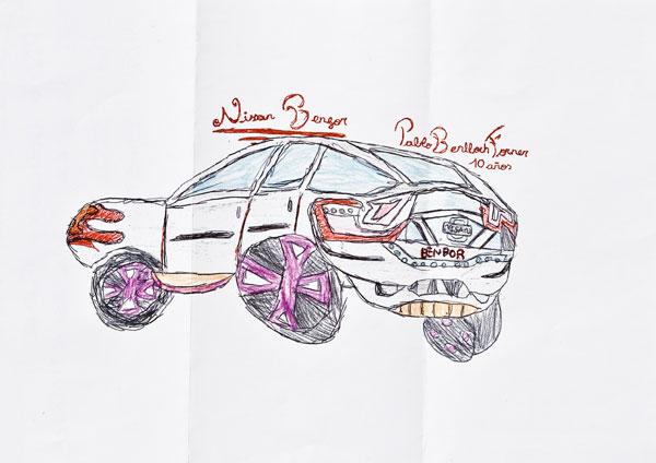 Concurso infantil y junior de diseño