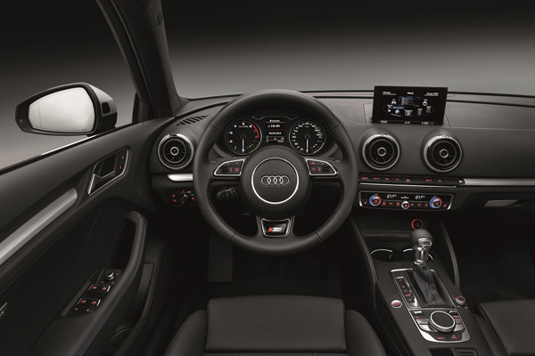 Audi A3 Sportback TCNG, a todo gas