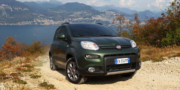 Fiat Panda 4x4, ya a la venta
