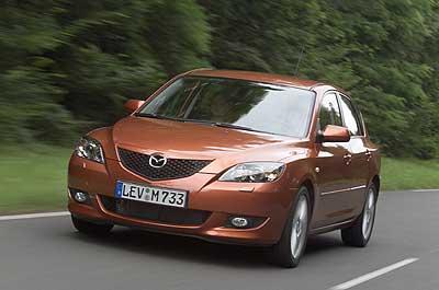Mazda ocupa el segundo puesto y van 2 años.