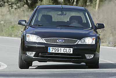 Ford Mondeo SCi