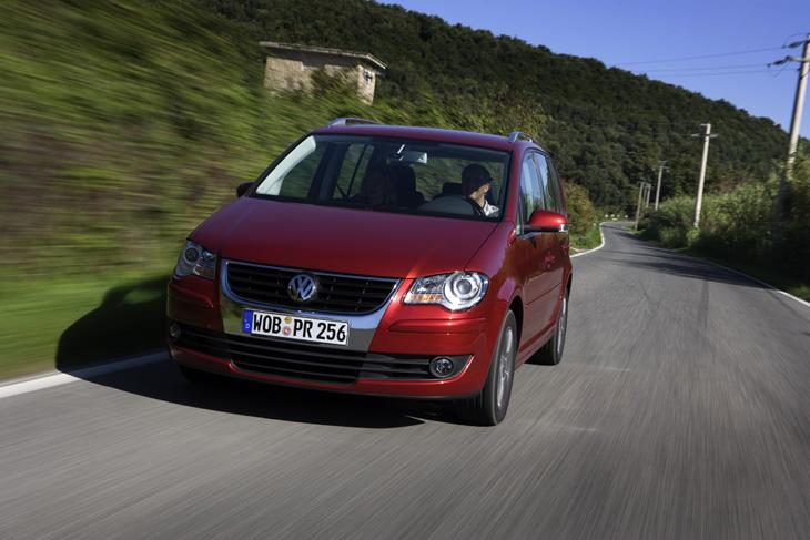 Volkswagen Touran: tres motores nuevos en 2007.