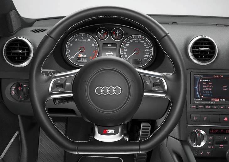 Audi S3 con S-tronic