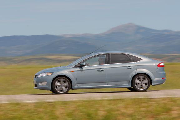 Opel Insignia vs Ford Mondeo