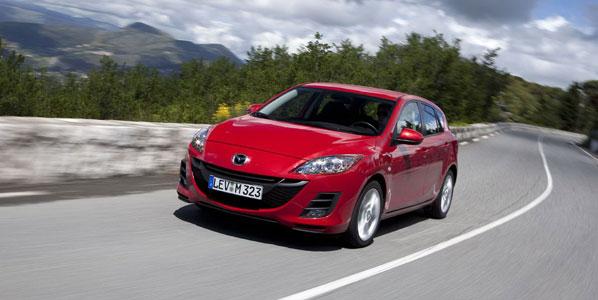 El Mazda3, ahora más eficiente