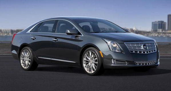 Cadillac XTS 2013, con 300 CV