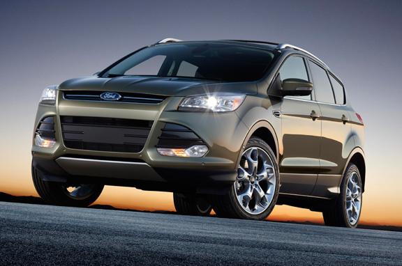 Así es el nuevo Ford Kuga
