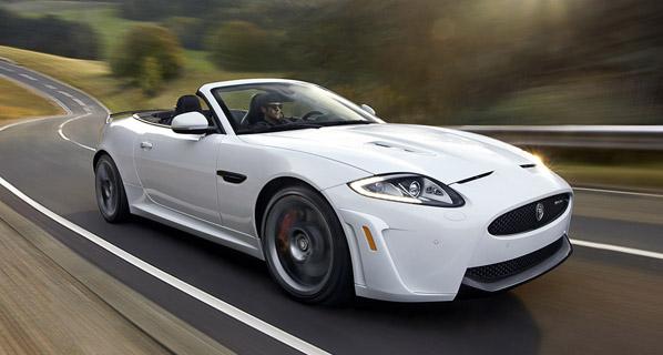 Jaguar desvela el XKR-S Convertible