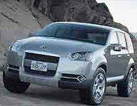 Audi presentará un 'crossover' en Detroit